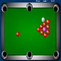 Mini-Pool spiel Game